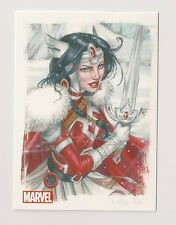 2013 WOMEN OF MARVEL 2 TWO ARTIFEX #7 LADY SIF THOR