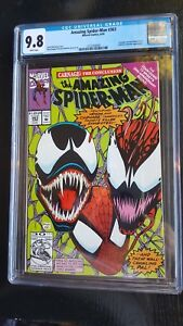 THE-AMAZING-SPIDERMAN-363-Jun-1992-Marvel-CGC-9-8