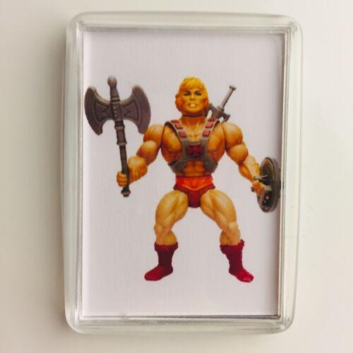 HE-MAN He-Man Masters of the Universe MOTU Fridge Magnet