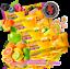 miniatura 1 - Carbo Energy+ - Barretta energetica al gusto di frutta 40g - +watt
