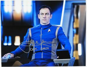 Star-Trek-Discovery-Jason-Isaacs-Captain-Lorca-Autograph-Signed-11-x14-JSA-COA