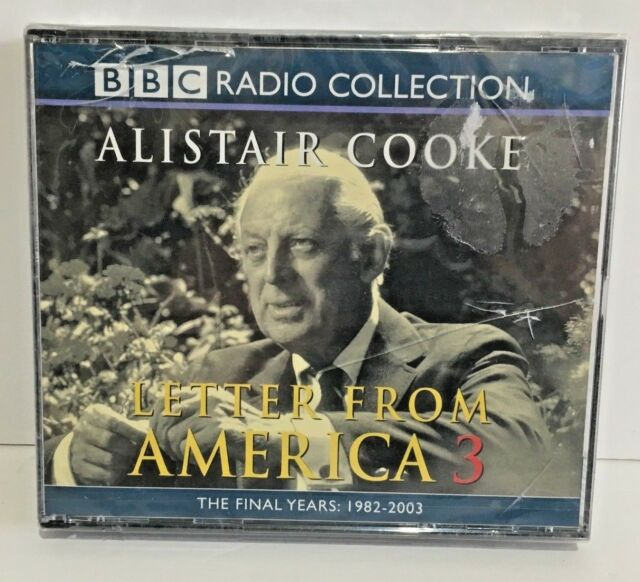 Letter from America: v. 3 (BBC Radio Collection) by Cooke, Alistair CD-Audio