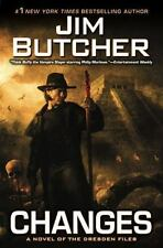Dresden Files: Changes 12 by Jim Butcher (2010, Hardcover)