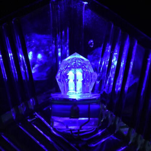 Flash LED lumière profonde chute sous-marine Squid Strobe appât Lure lampes GL46