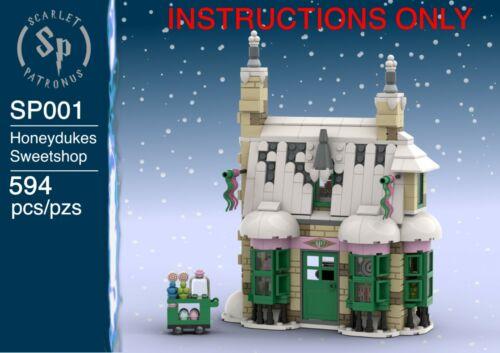 .pdf LEGO Harry Potter Honeydukes MOC Instructions
