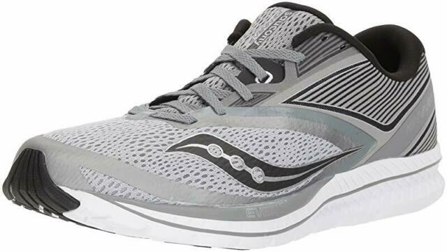 new product b7a4d 3d335 Saucony Peregrine 8 Men's Running Sneaker Grey Black Size US ...