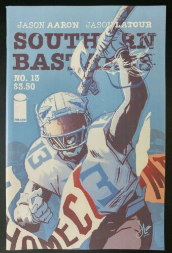SOUTHERN BASTARDS #13 ~ VF//NM Book 2016 IMAGE Comics