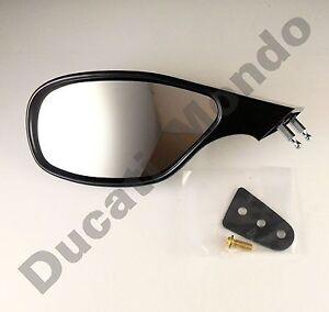Brand-NEW-Left-mirror-for-Cagiva-Mito-125-rear-view-50-Evo-1-2-MK1-MK2-SP525
