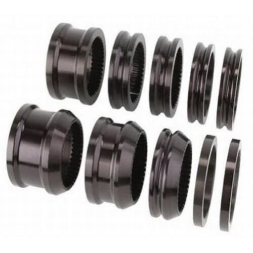 Winters Performance 3558 Axle Spacer Kit Billet Aluminum Set of 10