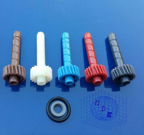GM TH350 POWERGLIDE SPEEDOMETER GEAR SET 18 19 20 21 22 TEETH DRIVEN GEARS