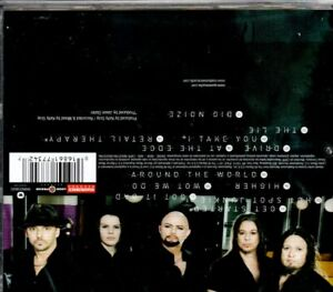 Queensryche-Dedicated-to-Chaos-CD-Brand-New-Still-Sealed