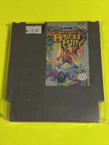 🔥100% WORKING NINTENDO NES Classic Game Cartridge 🔥 ADVENTURES OF BAYOU BILLY