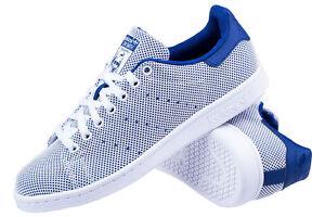 basket stan smith homme bleu