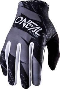 O/'Neal Matrix Villain Youth ATV Off Road Dirt Bike MX Motocross Gloves