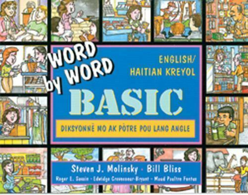Word by Word Picture Dictionary : Haitian/Kreyol Edition