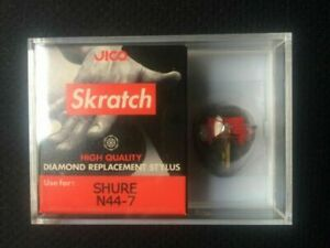 JICO-Skratch-Changing-needles-shure-N44-7-From-Japan