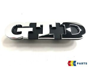 Volkswagen-vw-golf-7-vii-new-genuine-gtd-grill-badge-embleme-5G0853679R