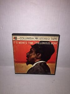 Thelonious-Monk-034-It-039-s-Monk-039-s-Time-034-Columbia-1964-Reel-to-Reel-4Track-BOX-ONLY