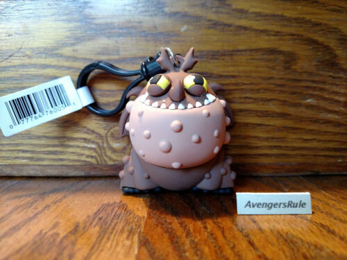 How To Train Your Dragon Collectors Bag Clip 3 Inch Meatlug
