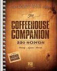 The Coffeehouse Companion: The Best Blend of Contemporary & Classic Songs 9x12 Edition by Hal Leonard Publishing Corporation (Paperback, 2015)