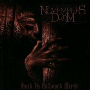 Novembers-Doom-Amid-Its-Hallowed-Mirth-CD-NEU