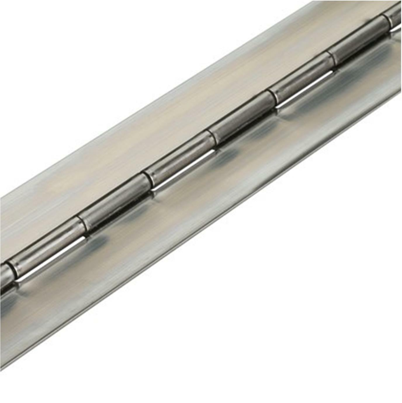 Stainless Steel Piano Hinge 900mm Length