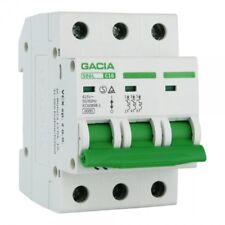 Leitungsschutzschalter C16A 3-Polig 6kA Sicherungsautomat LS-Schalter GACIA 9803