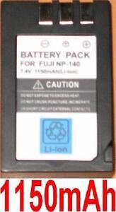 Batteria-1150mAh-tipo-NP-140-NP140-Per-FujiFilm-FinePix-S100FS
