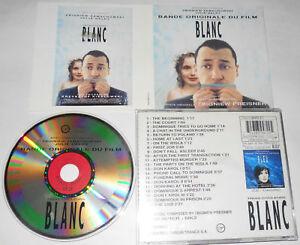TROIS-COULEURS-BLANC-Zbigniew-Preisner-1994-Timbro-Rosso-SIAE-CD