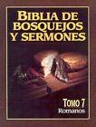 Biblia de Bosquejos y Sermones-RV 1960-Romanos by Anonimo (Paperback, 1998)
