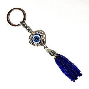 Luxus-accessoires Schlüsselanhänger Schlüsselring Boncuğu Boncuk Nazar Böses Magische Auge Sonstige