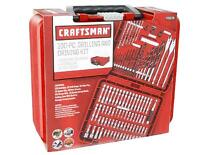 Craftsman Tools 100pc Drill Driver & Power Bits Set W/ Case Alloy Steel