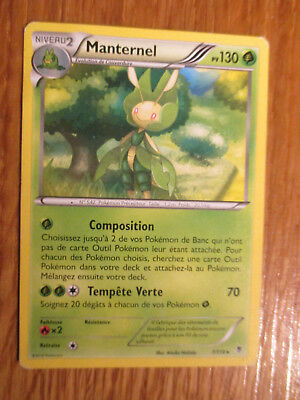 Rare 9//236 SL11 VF Français Manternel Pokemon