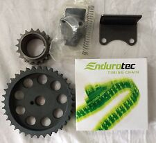 Toyota Corolla Liteace Townace Double Row Timing Chain Set Kit with Gears 4K 5K