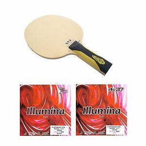 Highend XVT ZL KOTO   ZHANGJIKE ZLC Table Tennis paddle// Table Tennis Blade