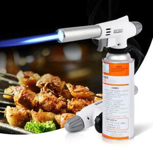 Camping-Blow-Torch-Flame-Jet-Gas-Butane-BBQ-Solder-Iron-Soldering-Lighter-Burner