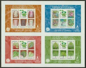 261Mi-MALAYSIA-2000-FOREST-SOCIETY-IMPERFORATED-MS-CAT-RM30