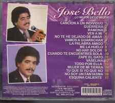 CD Jose Bello RAMONA guerrera LA PALABRA AMIGO cancion a un individuo VASELINA