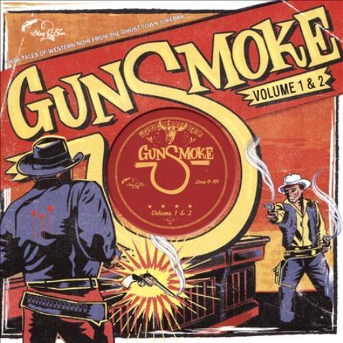 VARIOUS ARTISTS - GUNSMOKE, VOL. 1+2 NEW CD