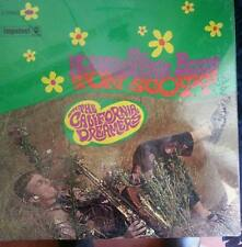 "TOM SCOTT with THE CALIFORNIA DREAMERS ""The honeysuckle breeze"" LP"