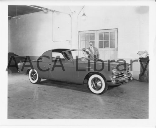 Collectibles Ref. #91507 Factory Photo 1953 Studebaker Loewy Town ...