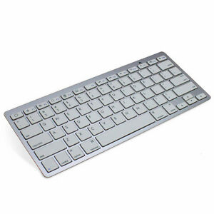 wireless keyboard bluetooth for apple macbook pro 12 13 13 3 15 15 5 imac ebay. Black Bedroom Furniture Sets. Home Design Ideas