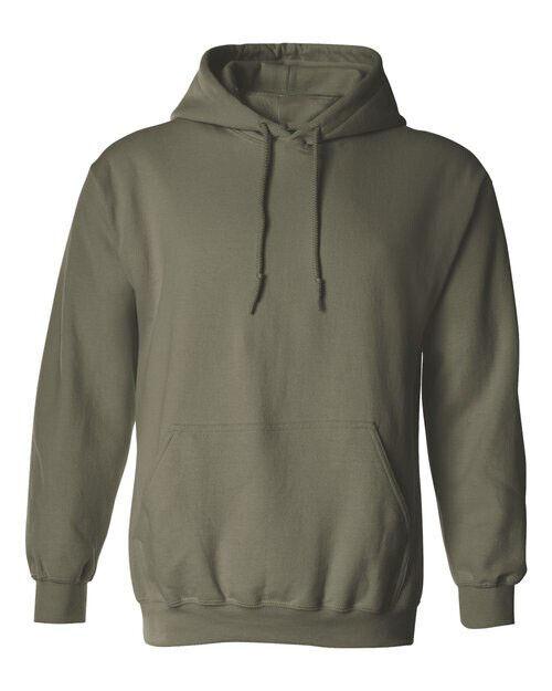 AWDis Hooded Sweatshirt Hoodie Sweat Hoody Large NEW FREE CARRIAGE
