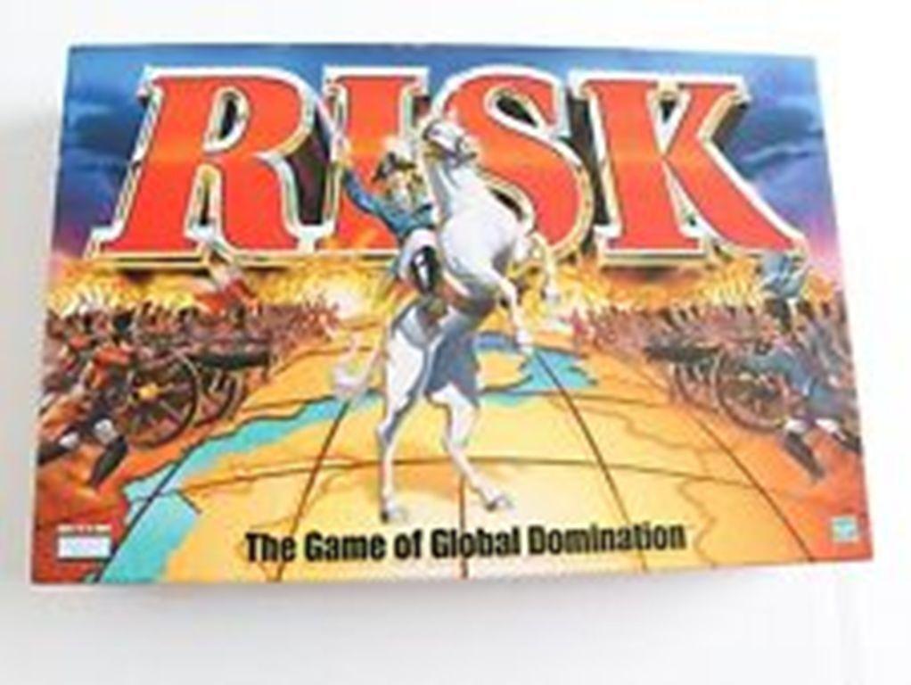 Risiko 1998 brettspiel in versiegelten kiste