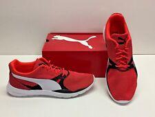 8ed3486fc7b1 item 3 Puma Duplex Evo Knit Running Cross Training Fashion Red Sneakers  Shoes Mens 9.5 -Puma Duplex Evo Knit Running Cross Training Fashion Red  Sneakers ...