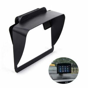 1 Pc Sun Shade Visor Shield for Car GPS Navigation with 5 Inch Screen Hood GPS Sun Shade