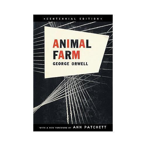 1 of 1 - Animal Farm by George Orwell (author), Ann Patchett (foreword)