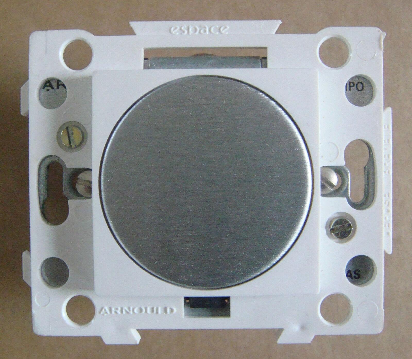 Minuterie,Arnould Minuterie,Arnould Minuterie,Arnould Espace,Mécanisme Interrupteur Temporisé Sensor,1 à 20 Mn,60380 0d5cfc