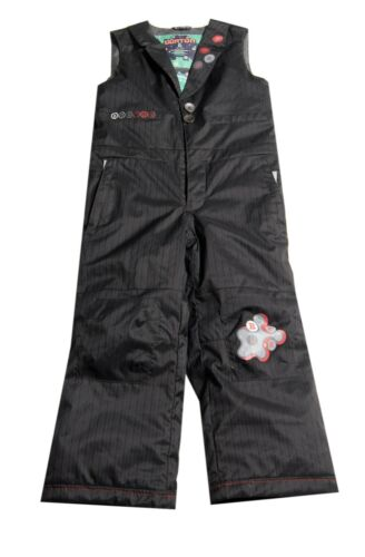 Burton Dryride One Piece Snowsuit Black Snow Kids Size 6 New NWOT