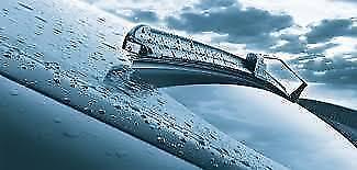 "AERO FLAT WINDSCREEN WIPER BLADES for Toyota Avensis T25 Estate size 24/"" 16/"""